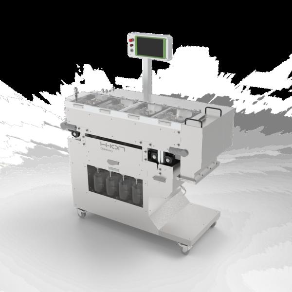 continuous flow filtration system